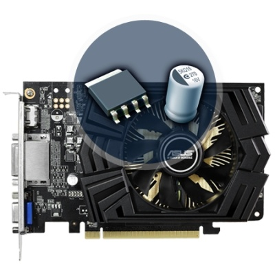 ASUS NVIDIA GTX750TI-PH-2GD